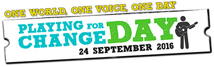 playing for change |Playing Change Day